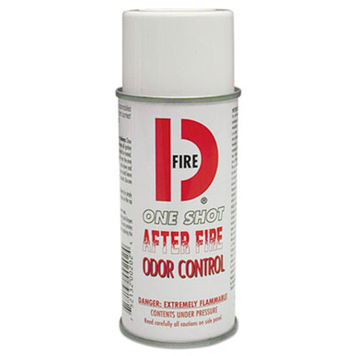 Big D Industries Fire D One Shot Aerosol, 5oz, 12/Carton (BGD 202)
