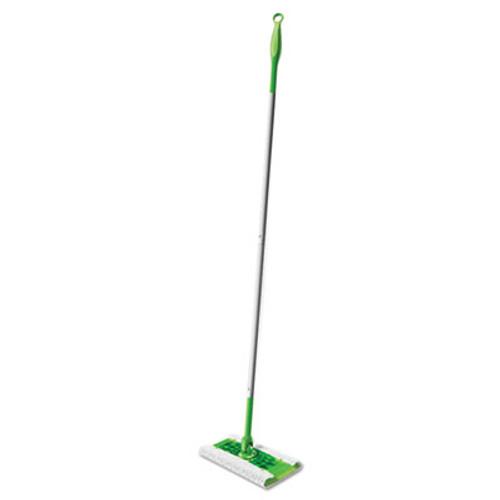 """Swiffer Sweeper Mop, 10"""" Wide Mop, Green, 3/Carton (PGC 09060)"""