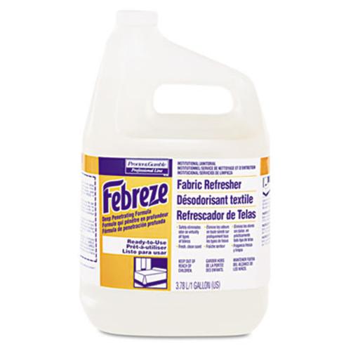 Febreze Professional Fabric Refresher Deep Penetrating, Fresh Clean, 1 gal, 3/Carton (PGC 33032)