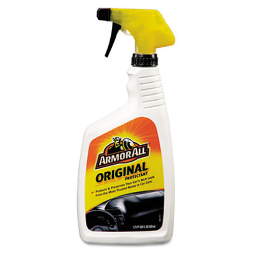 Armor All Original Protectant, 28oz Spray Bottle, 6/Carton (ARM10228CT)