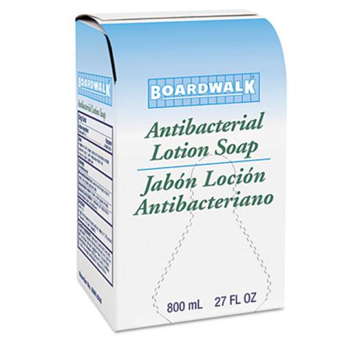 Boardwalk Antibacterial Soap, Floral Balsam, 800mL Box, 12/Carton (BWK 8200)