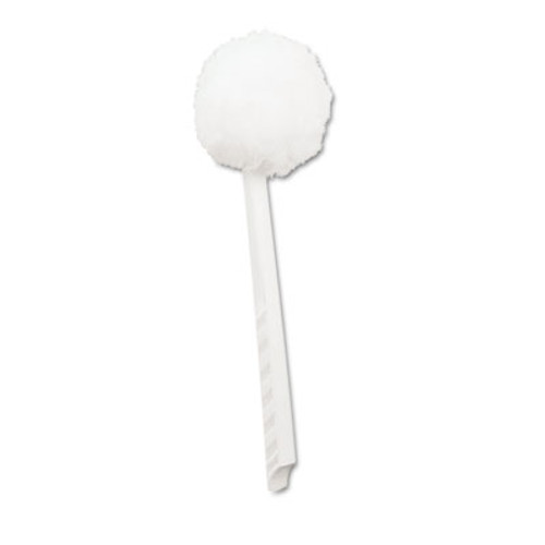Boardwalk Toilet Bowl Mop, White (UNS 160)