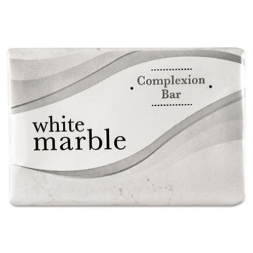 Dial Individually Wrapped Basics Bar Soap, # 3/4 Bar, 1000/Carton (DIA 06009)