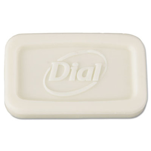 Dial Amenities Individually Wrapped Basics Bar Soap, .75oz Bar, 1000/Carton (DIA 06009)