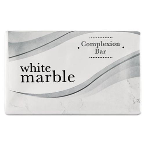 Dial Individually Wrapped Basics Bar Soap, # 1 1/2 Bar, 500/Carton (DIA 06010)