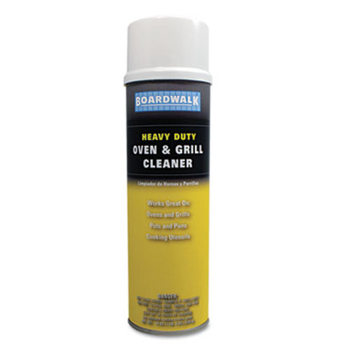 Boardwalk Oven and Grill Cleaner, 19oz Aerosol (BWK 350-A)