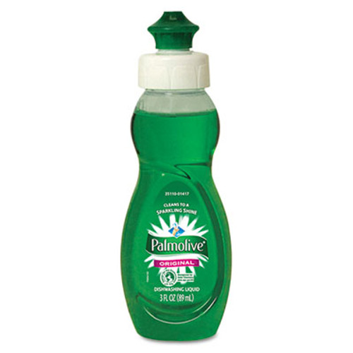 Palmolive Dishwashing Liquid, Original Scent, 3oz Bottle, 72/Carton (CPC 01417)