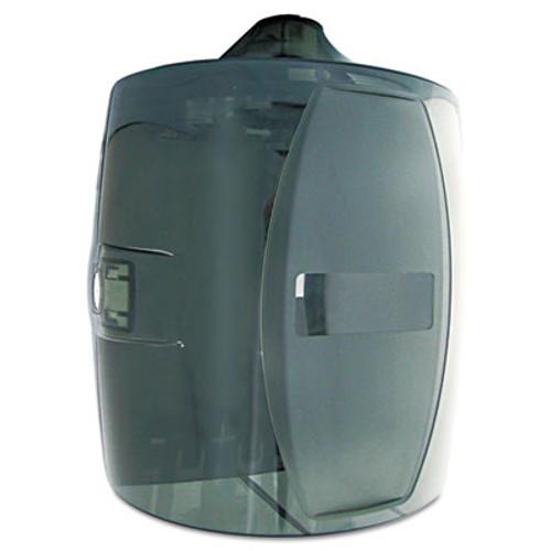2XL Contemporary Wall Mount Wipe Dispenser, Smoke Gray (TXL L80)