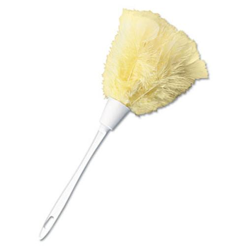 "Boardwalk Turkey Feather Duster, 7"" Handle (UNS 12DC)"