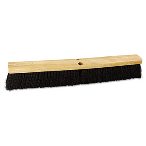 "Boardwalk Floor Brush Head, 24"" Wide, Polypropylene Bristles (BWK 20624)"