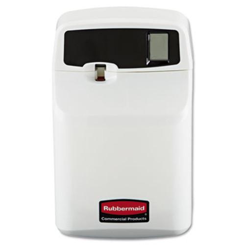 Rubbermaid SeBreeze Programmable Odor Neutralizer Dispenser, 4 3/4 x 3 1/8 x 7 1/2, White (RCP 5169)