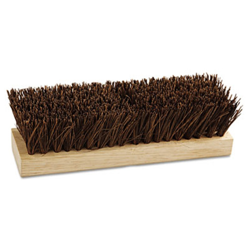 "Boardwalk Deck Brush Head, 10"" Wide, Palmyra Bristles (BWK 3110)"