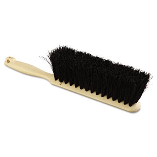 """Boardwalk Counter Brush, Tampico Fill, 8"""" Long, Tan Handle (BWK 5208)"""