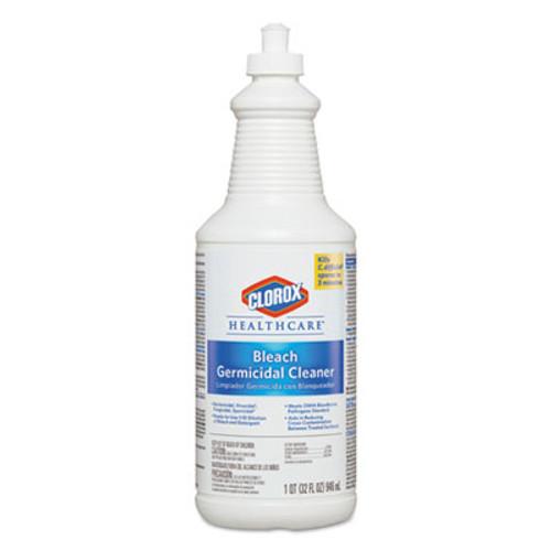 Clorox Bleach Germicidal Cleaner, 32 oz Pull-Top Bottle (CLO 68832)