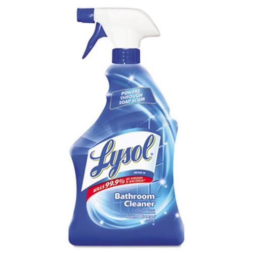 LYSOL Disinfectant Bathroom Cleaners, Liquid, 32oz Bottle (REC 02699)