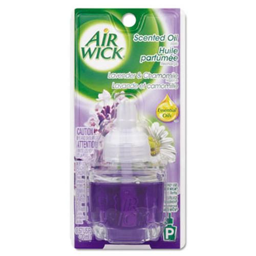 Air Wick Scented Oil Refill, Lavender & Chamomile, Purple, 0.67oz (REC 78297)