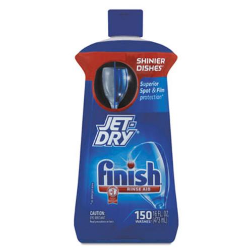 FINISH Jet-Dry Rinse Agent, 16oz Bottle (REC 78826)