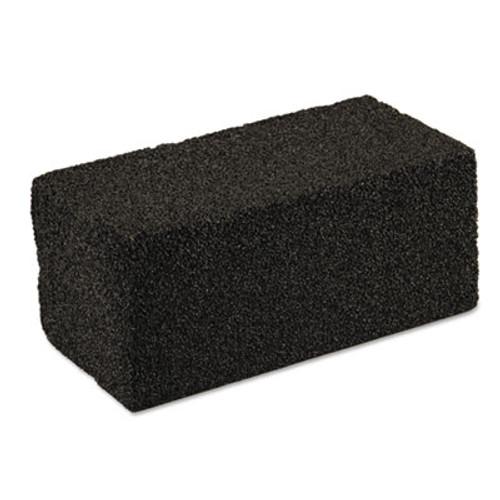 Scotch-Brite PROFESSIONAL Grill Cleaner, Grill Brick, 4 x 8 x 3 1/2, Black (MCO 15238)