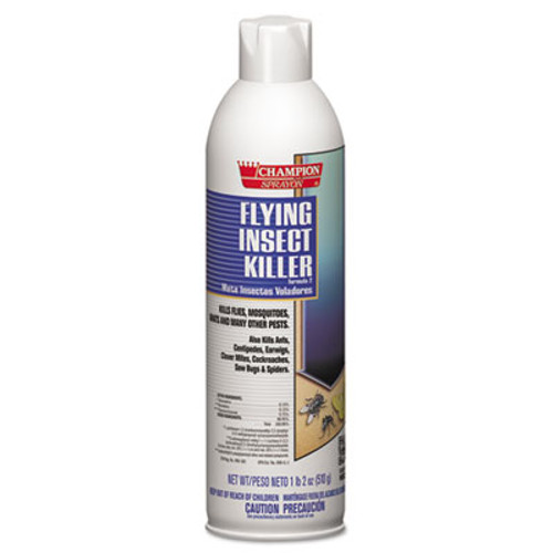 Chase Products Champion Sprayon Flying Insect Killer, 18oz, Can (CHA 5102)
