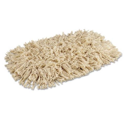 Boardwalk Mop Head, Dust, Cotton, 12 x 5, White (UNS 1312)