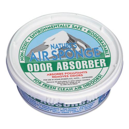 Nature's Air Odor-Absorbing Replacement Sponge, Neutral, 24/Carton (DMI 101-1)