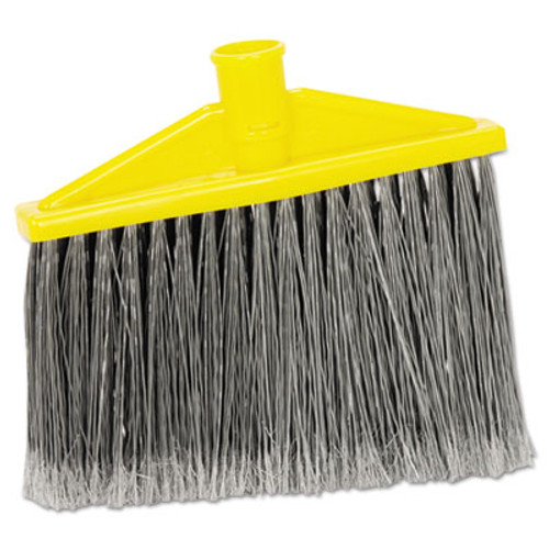 """Rubbermaid Replacement Broom Head, 10 1/2"""", 12/Carton (RCP 6397)"""