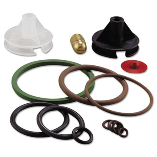 R. L. Flomaster Soft Goods Kit, Replacement Parts, Assorted Color (RLF 1910SGV)