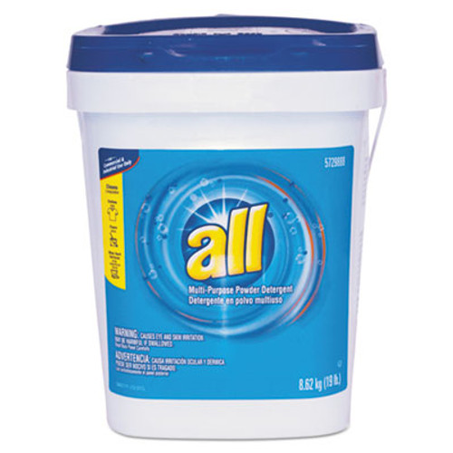 All Alll-Purpose Powder Detergent, 19 lb Tub (DVO 5729888)