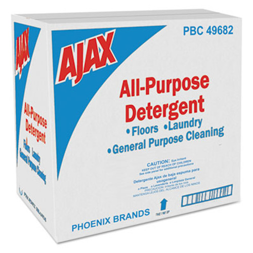 Ajax Ajax Low-Foam All-Purpose Laundry Detergent, 36lb Box (PBC 49682)