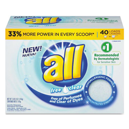 All All-Purpose Powder Detergent (DVO CB456816)