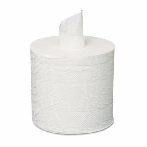 GEN Center-Pull Roll Towels, 2-Ply, White, 8 x 10, 600/Roll, 6 Rolls/Carton (GEN CPULL)