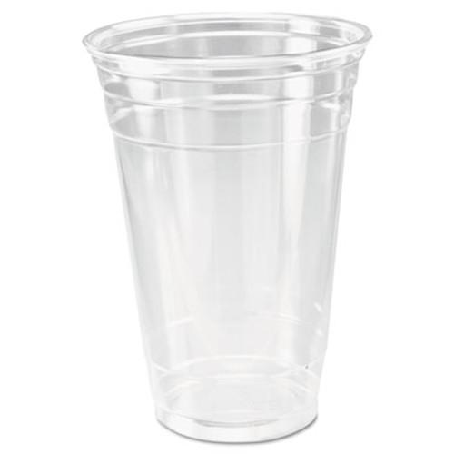 Dart Ultra Clear Cups, 20 oz, PET, 50/Bag, 600/Carton (DCC TP20)