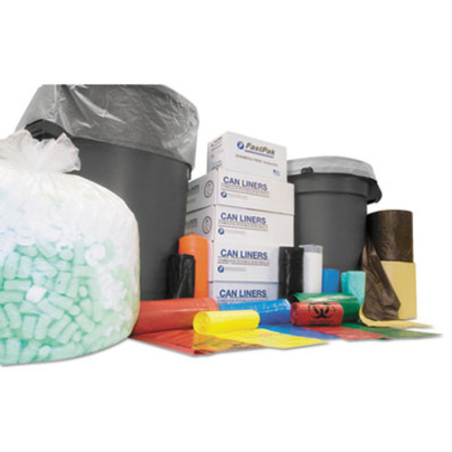 Inteplast Group Institutional Low-Density Can Liners, 33 gal, .70 mil, 33 x 39, White, 150/CT (IBS SL3339XHW-2)