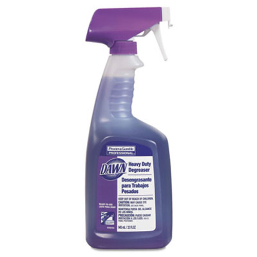 Dawn Heavy-Duty Degreaser, 32oz Bottle, 6 Bottles/Carton (PGC 04854)