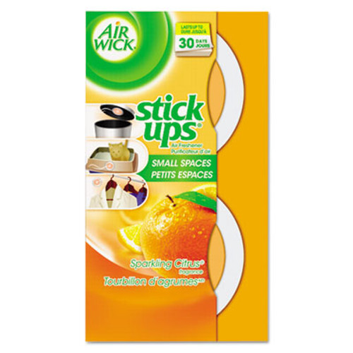 Air Wick Stick Ups Air Freshener, 2.1oz, Sparkling Citrus (REC 85826)