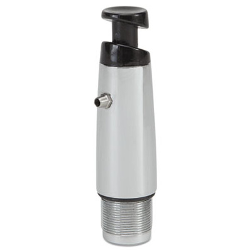 Bobrick ClassicSeries Surface-Mounted Soap Dispenser, 40oz, Stainless Steel (BOB 2111)