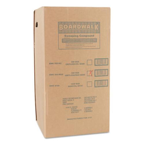 Boardwalk Wax Base Sweeping Compound, Granular, 50 lb Box (BWK 4065)