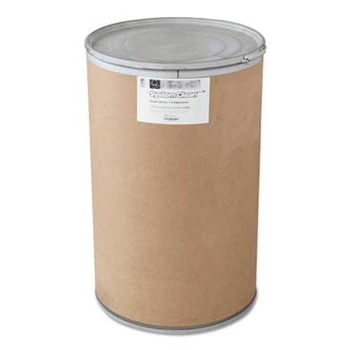Boardwalk Grit-Free Sweeping Compound, Granular, 150 lb Drum (BWK 3040)