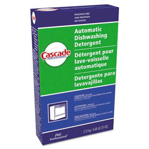 Cascade Automatic Dishwasher Powder, Fresh Scent, 75 oz Box (PGC 59535CT)