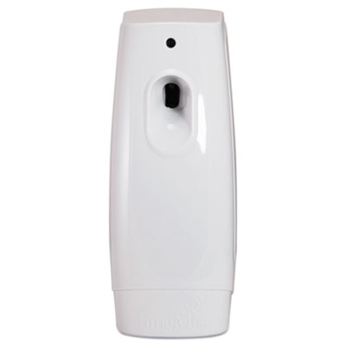 TimeMist Classic Metered Aerosol Fragrance Dispenser, 3 3/4w x 3 1/4d x 9 1/2h, White (TMS 1047717)