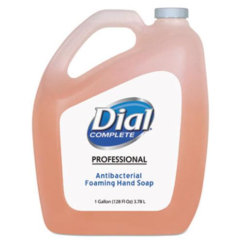 Dial Antimicrobial Foaming Hand Wash, Original Scent, 1gal., 4/Carton (DIA 99795CT)