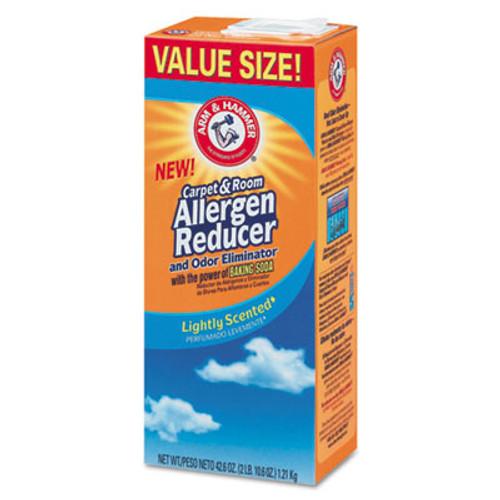 Arm & Hammer Carpet & Room Allergen Reducer & Odor Eliminator, 42.6oz Shaker Box (CDC3320084113)