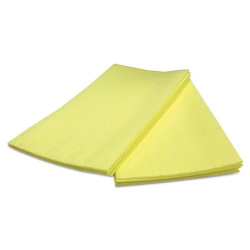 Cascades PRO Tuff-Job Durable Foodservice Towels, Yellow, 12 x 24, 150/Carton (CSD 33600)