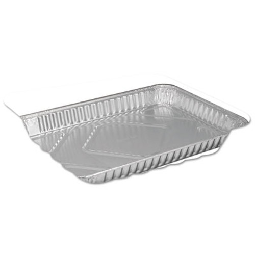 "Handi-Foil of America Sheet Cake Pan, 58 oz, 12 13/16"" x 1 1/4"" x 8 3/4"", 100/Carton (HFA 30945)"