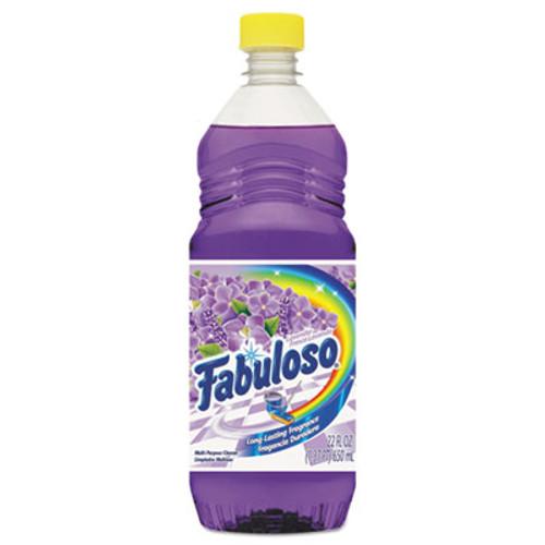 Fabuloso Multi-use Cleaner, Lavender Scent, 22 oz, Bottle (CPC53063)