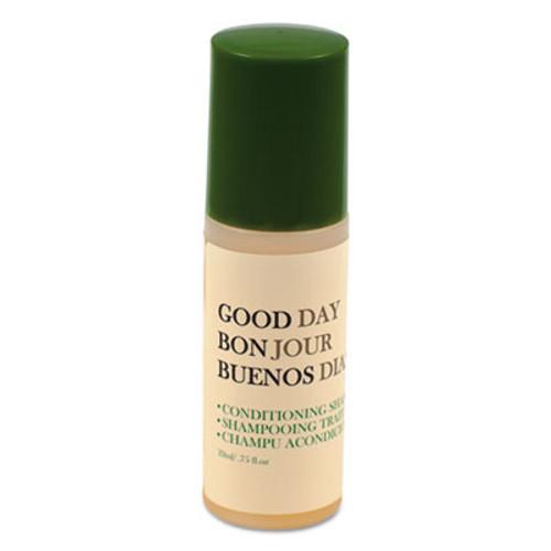 Good Day Conditioning Shampoo, 0.75oz Bottle, 144/Carton (GTP 480)