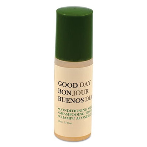 Good Day Conditioning Shampoo, 0.75oz Bottle, 144/Carton (GTP 480)