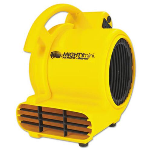 "Shop-Vac Mini Air Mover, Yellow, 8"", Plastic, 500 cfm (SHP 1032000)"
