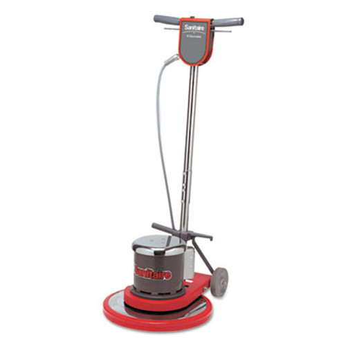 "Sanitaire SC6025D Commercial Rotary Floor Machine, 1 1/2 HP Motor, 175 RPM, 20"" Pad (EUR SC6025D)"