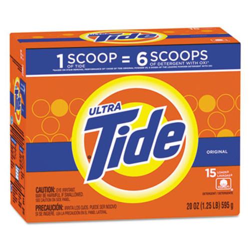Tide Powder Laundry Detergent, Original Scent, 20oz Box (PGC 27782CT)